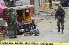 Philippines suspects local militant of conducting first suicide bombing