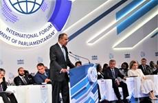 Vietnam attends Moscow forum on parliamentarism development