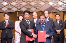 Japanese firm to pour capital into Vietnamese realty projects