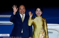 PM Nguyen Xuan Phuc concludes Japan trip