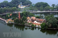Hanoi works hard to establish itself as tourist hub