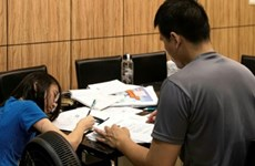 Singapore's schoolchildren under heavy pressure of learning