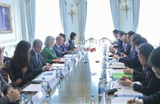 Vietnam, UK hold 7th strategic dialogue