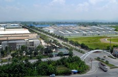 Occupancy rate at industrial parks averages 74 percent