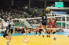 13 teams to compete at Asian women's U23 volleyball tourney
