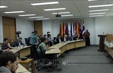 Press conference spotlights ASEAN's role in Indo-Pacific