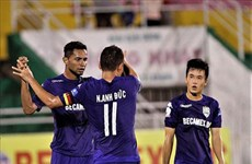 Binh Duong, Hanoi to meet in AFC Cup ASEAN Zonal finals