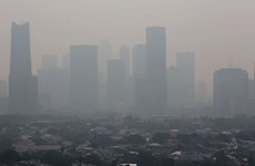 Indonesia's capital city faces severe air pollution