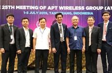 Vietnamese representative elected as AWG Chairman