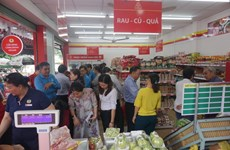 VISSAN opens new convenience food shop in HCM City