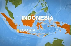Strong quake hits eastern Indonesia, tsunami alert lifted