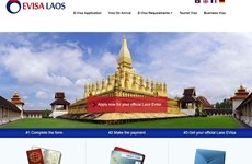 Laos launches e-visa service in Vientiane