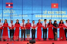 Nam Lanh-Muong Po auxiliary border gate pair inaugurated