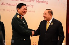 Defence minister hails Thailand's role in ASEAN defence cooperation