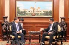 HCM City leader vows support for RoK investors