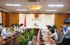 Ministry tightens supervision to avoid trade sanctions