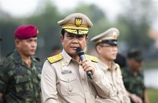 Thailand's junta chief orders end to army rule