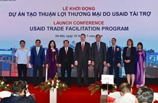 USAID-funded trade facilitation project launched