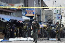 Filipino suicide bomber behind last month's attack identified