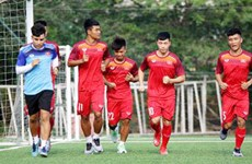 AFF U18 Championship to be held in HCM City, Binh Duong