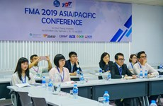 Asia-Pacific financial administration conference held in HCM City