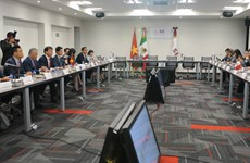 Vietnam, Mexico step up economy-trade-investment ties
