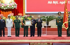 Vietnamese experts in Cambodia receive top honour