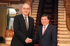 HCM City boosts cooperation with Switzerland