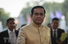 Thailand fixes time for new cabinet members' oath