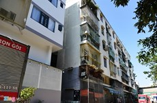 HCM City slow to finish renovation of old tenements