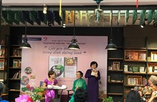 HCM City promotes reading culture among community
