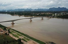 Thailand: Mekong water level drops to lowest level in 10 years