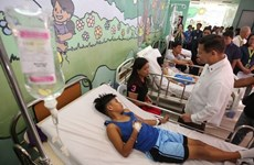 Philippines declares dengue alert in several regions