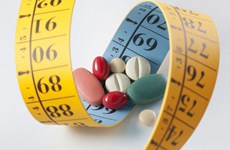 Thailand seizes large quantities of diet pills