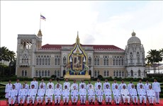 Thailand's new cabinet sworn in