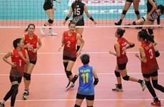 Vietnam advance to Asian Women's U23 Volleyball quarter-finals