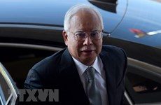 Over 800,000 USD spent on jewellery in one day using Najib's credit card
