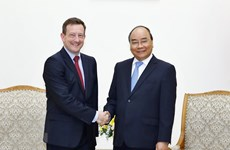 PM calls for strengthened Vietnam – France cooperation