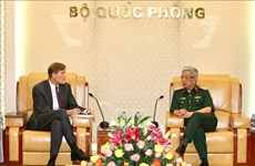 Vietnam, US step up cooperation in handling AO/ dioxin consequences