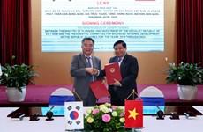Vietnam, RoK bolster information exchanges on successful policies