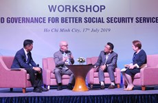 Good governance a decisive factor for good social security services