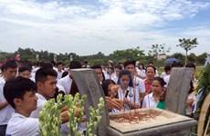 Young Vietnamese expats visit Quang Nam province