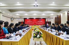 Government Offices of Vietnam, Laos step up cooperation