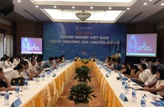 Digital transition – crucial for Vietnamese enterprises