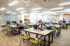 HCM City co-working office space market developing strongly