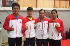 Vietnam win golds at ASEAN student games