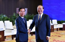 Vietnamese, Chinese parties hold 15th theoretical workshop