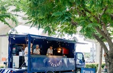 Food trucks jazz up HCM City street scene