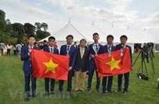 2019 IMO President lauds Vietnam's math training model