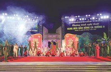 Music festival in Quang Tri honours fallen combatants